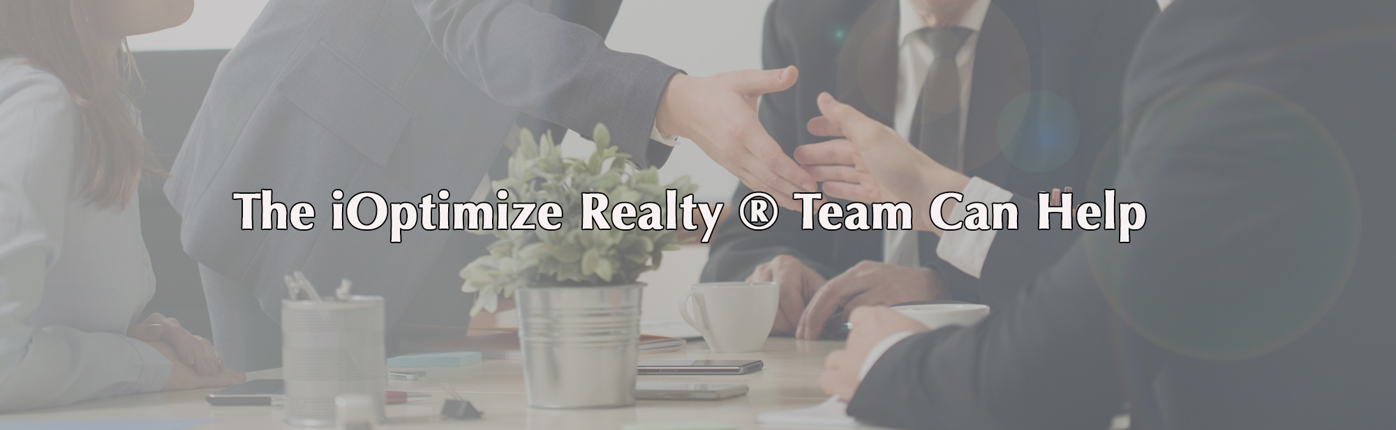 iOptimize Realty Services